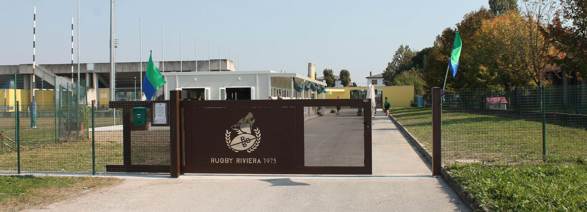 Rugby Riviera 1975 - club-house