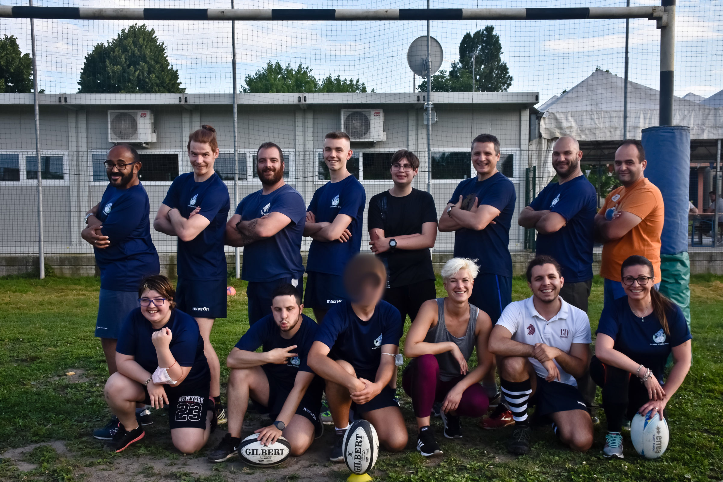 Rugby integrato